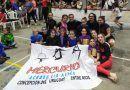 Uruguayenses competirán a nivel internacional en acrobacia en telas