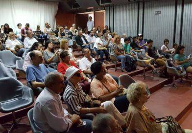 Se realizó el evento «La cultura te reconoce» en el Auditorio Illia
