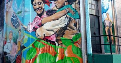 """13/06/21 – «El martes se inaugura el """"Mural Homenaje al Chamamé y a los pioneros Uruguayenses"""""""