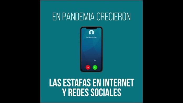 17/06/21 – «Alertan por estafas a través de redes sociales en Concepción del Uruguay y zona»