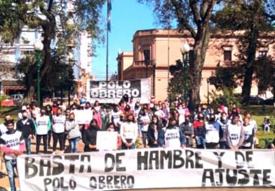 21/09/21 – «Organizaciones sociales en todo el país volvieron a exigir un salario mínimo de 70 mil pesos – Concepción del Uruguay no fue la excepción»
